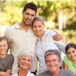 Благополучные семьи